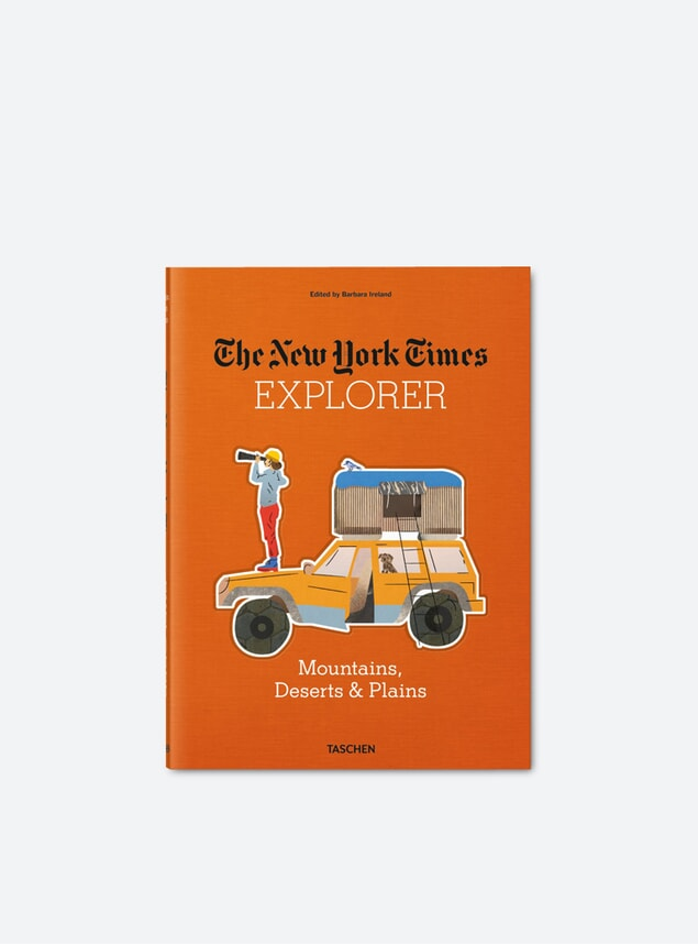 NYT Explorer: Mountains, Deserts & Plains Book