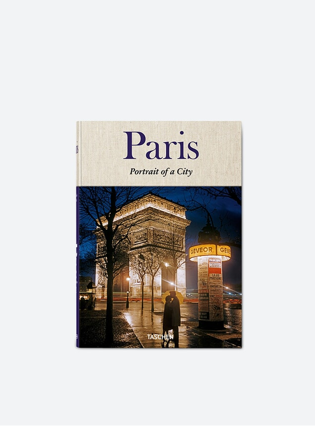 Paris: Portrait of a City Book