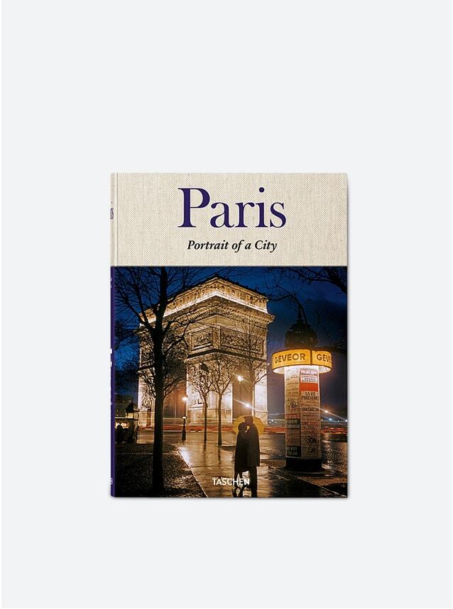 Paris: Portrait of a City Book