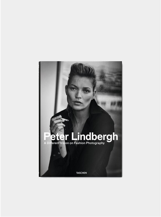 Peter Lindbergh: A Different Vision on Fashion Photography Book