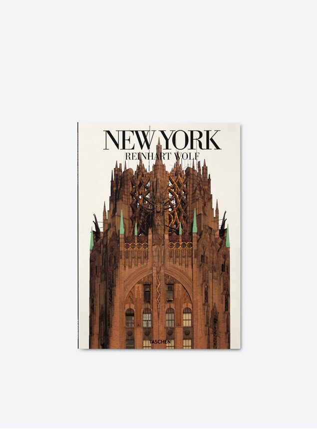 Reinhart Wolf: New York Book