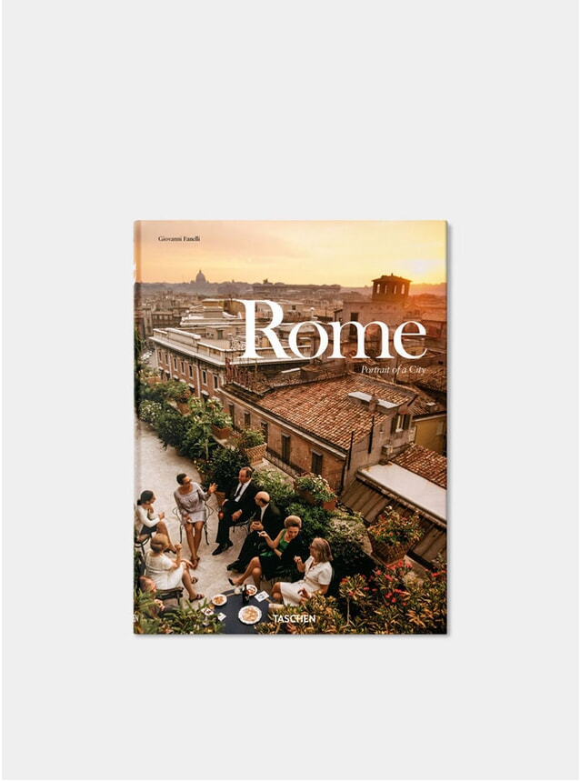 Rome: Portrait of a City Book