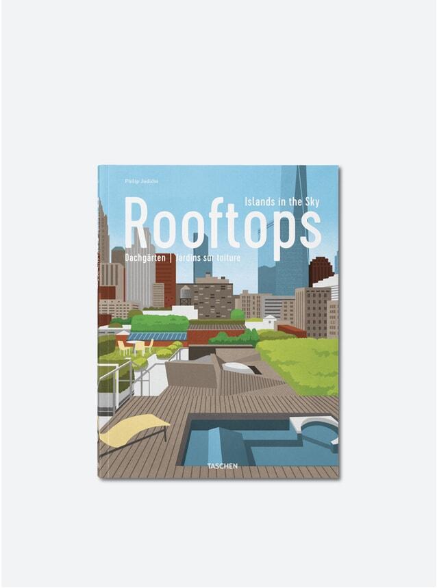 Rooftops: Islands In The Sky Book
