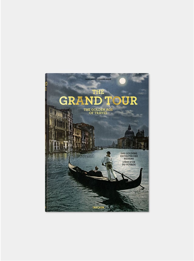 The Grand Tour: The Golden Age of Travel Book
