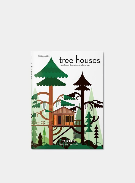 Tree Houses: Fairy Tale Castles In The Air Book