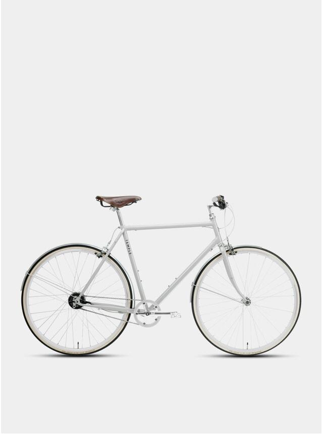 Dove Grey Classic Lightweight Premium Bike
