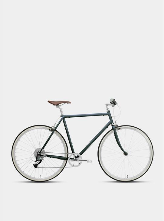 Slate Blue Classic Lightweight Bike