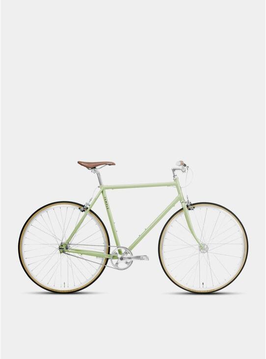 Pastel Green Classic Singlespeed Bike