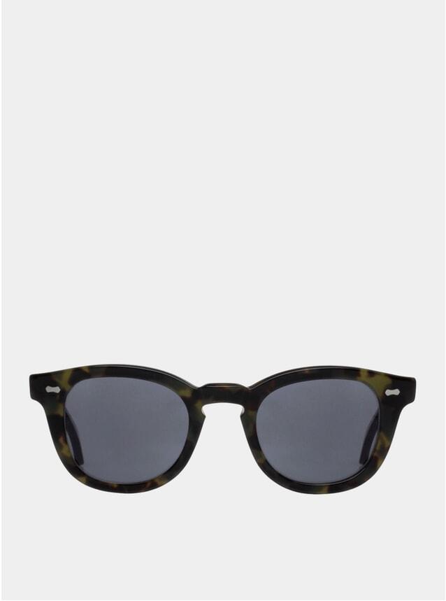 PRE-ORDER Green Tortoise Donegal Sunglasses