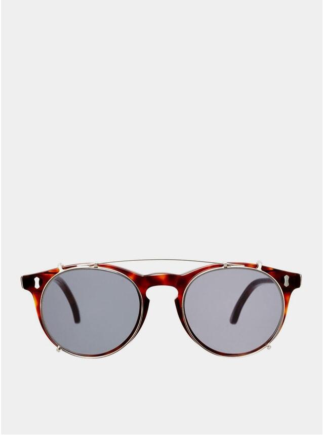 Pleat Classic Tortoise Sunglasses