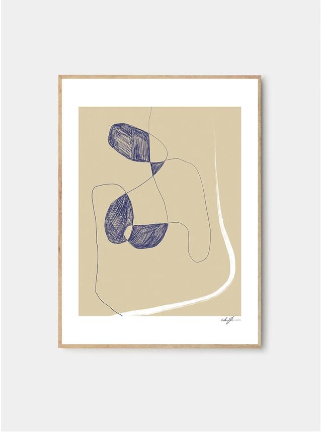 Ingenue Print by Anna Johansson