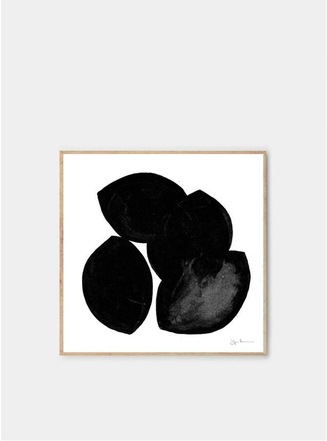Leavies VII Print by Jorgen Hansson
