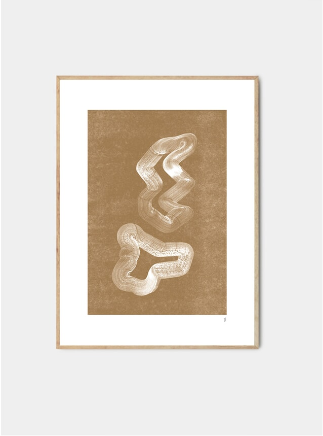 Lineshape 03 Print by Tenne Elisabeth Studio