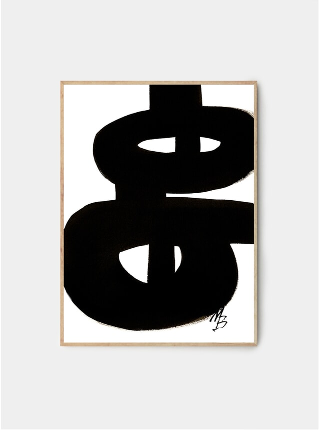 No.02 Print by Malene Birger