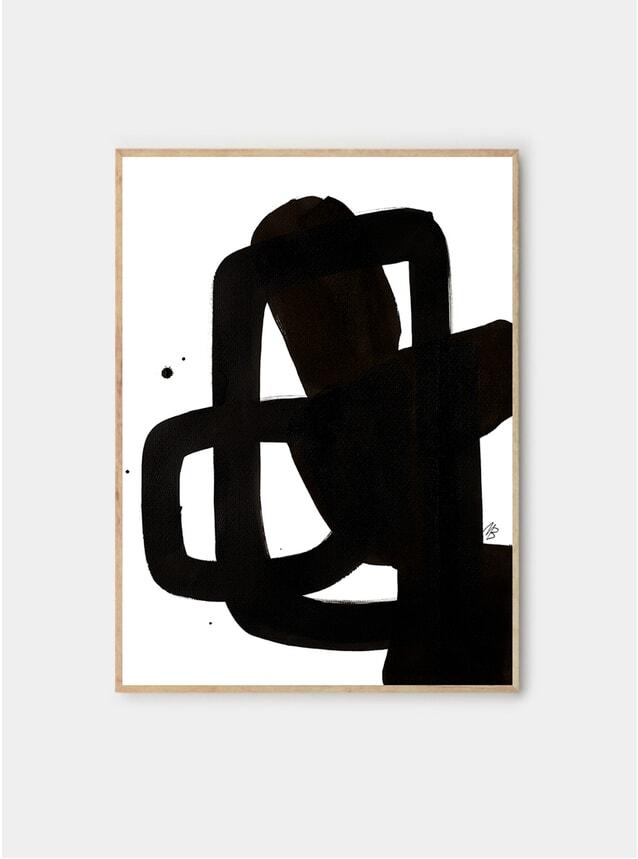 No.03 Print by Malene Birger