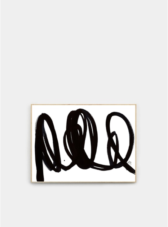 No.06 Print by Malene Birger