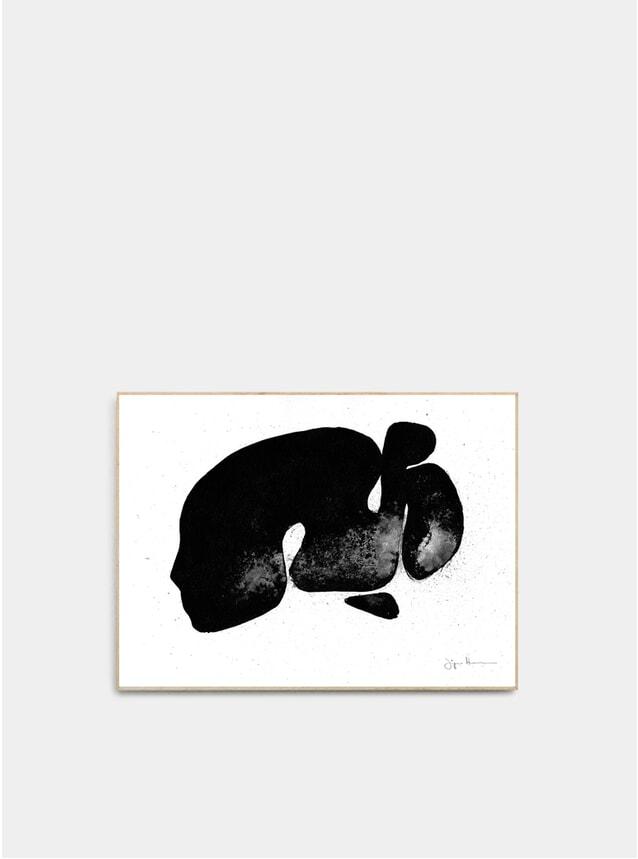 The Profile L Print by Jorgen Hansson