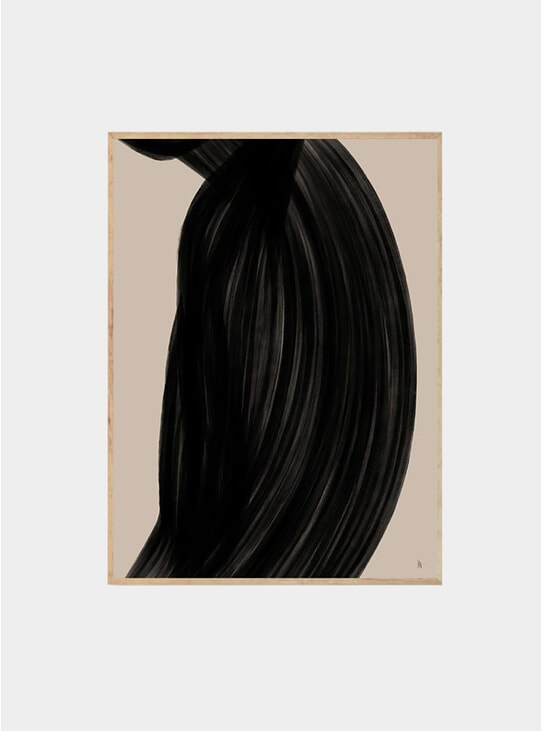 Her Side Print by Nord Projects