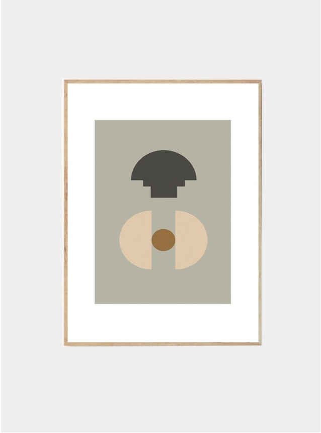 New Form 01 Print by Riikka Kantinkoski