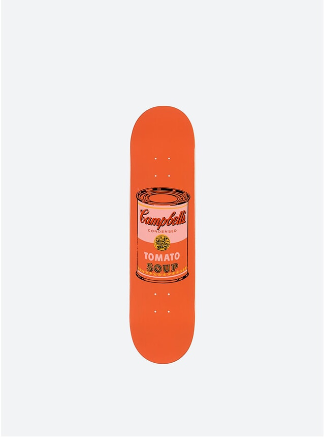Andy Warhol Peach Coloured Campbell's Soup
