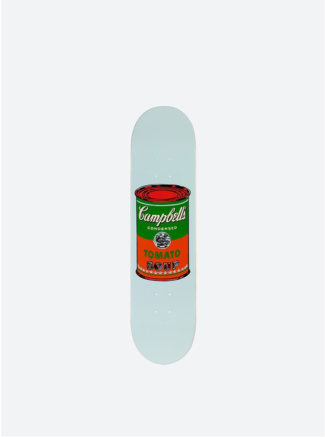 Andy Warhol Red Coloured Campbell's Soup