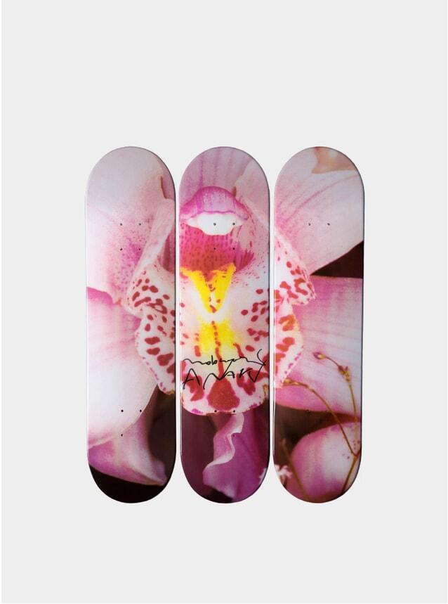 Araki's Orchid (Hand Signed)