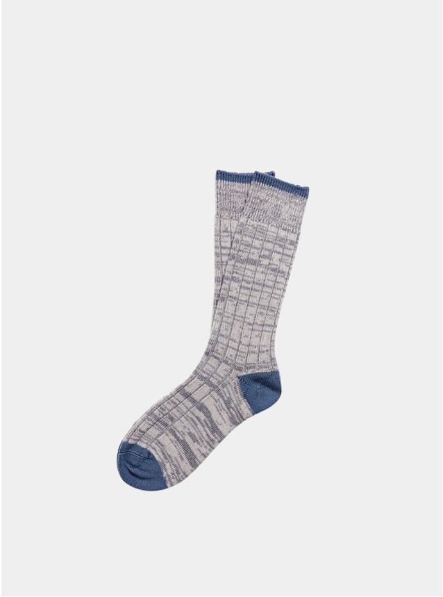 Light Grey Merino Socks