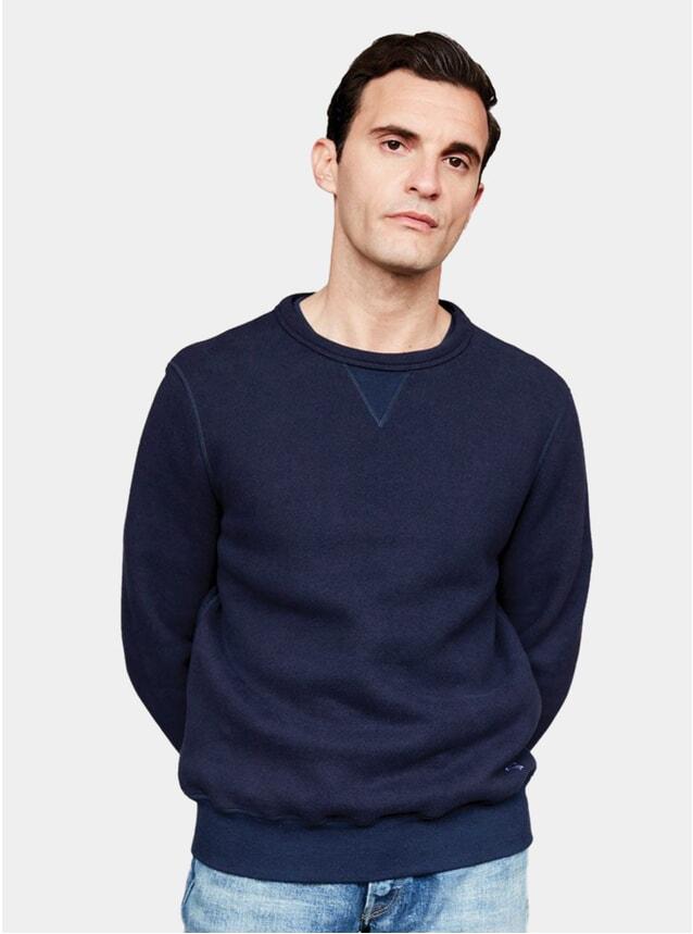 Navy Super Soft Sweatshirt