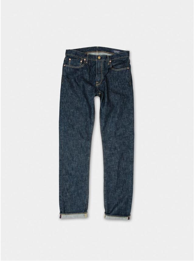 Rinse Wash 13oz Japanese Selvedge Jeans