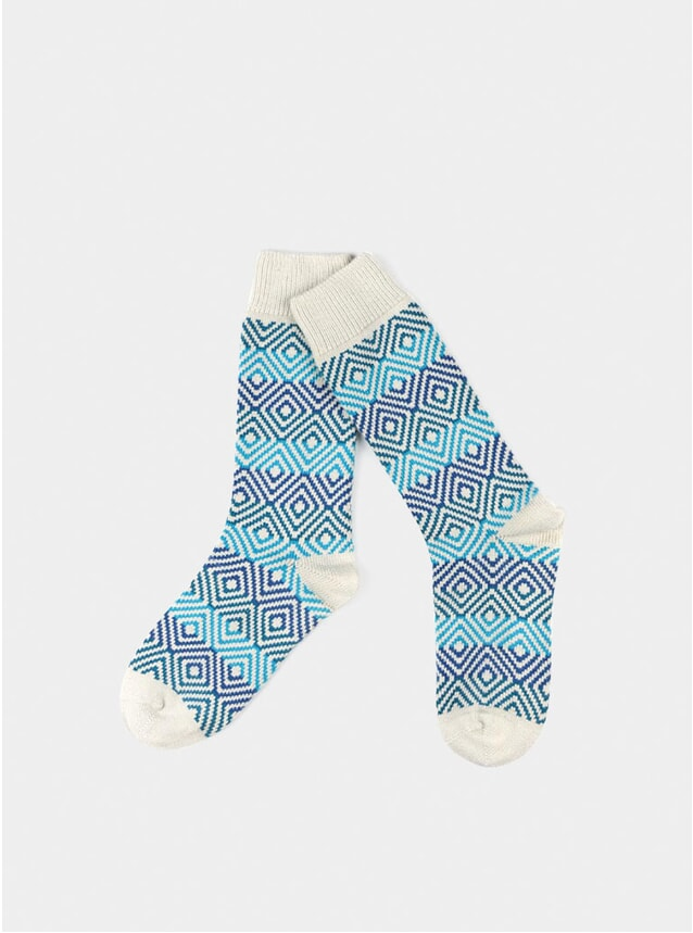 Bohemian Baker Socks