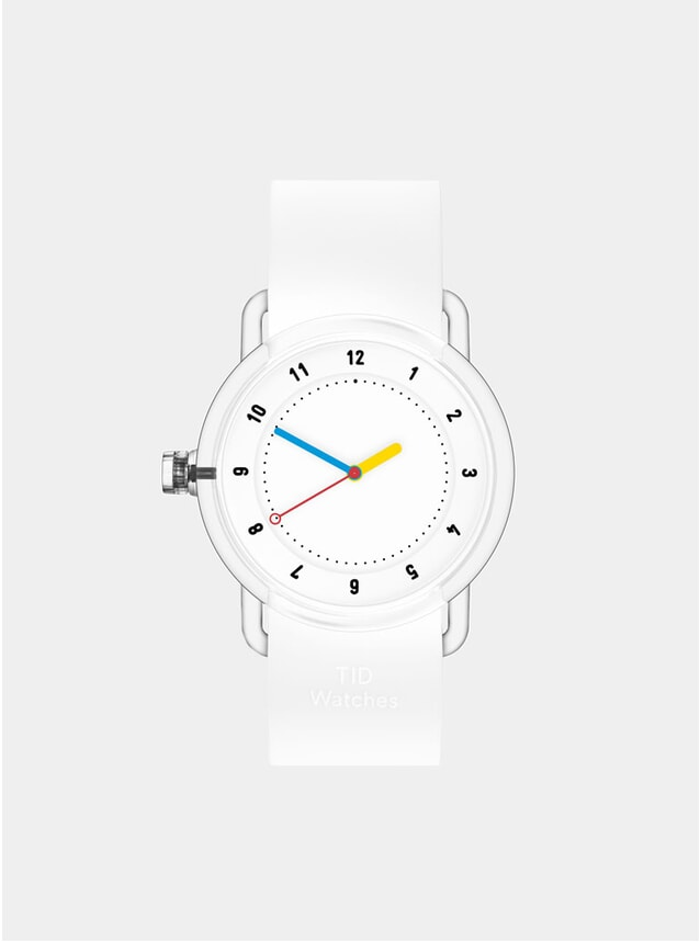White / Builders Club Limited Edition 005 Watch