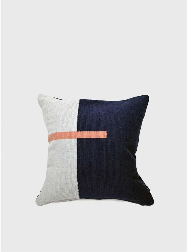 Blue / Grey Jama-khan Cushion