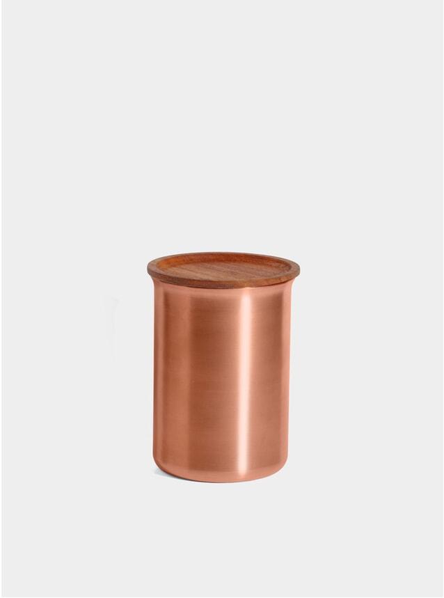 Copper Storage 0.75L Jar