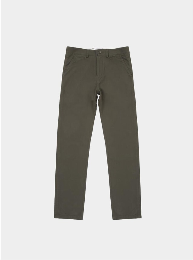 Olive Easy Fit Chinos