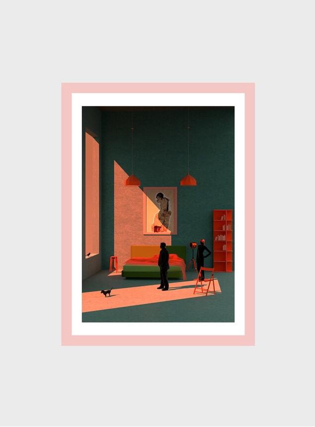 Fear & Cherish Print