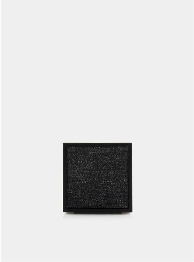 Black Ash / Black Cube Speaker