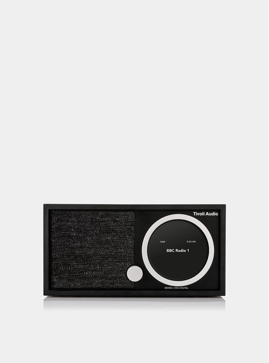 Black Ash / Black Model One Digital Radio