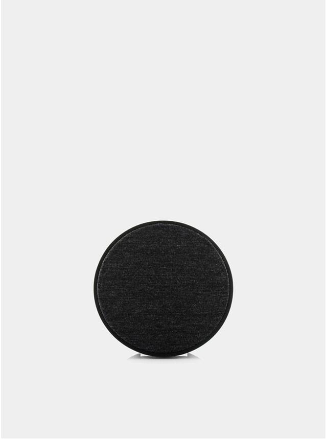 Black Ash / Black Orb Speaker