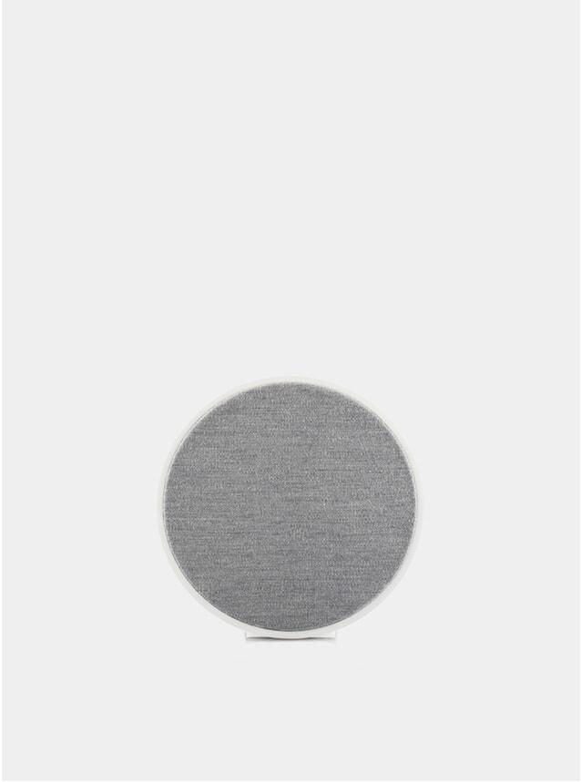 White / Grey Orb Speaker