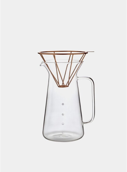 H.A.N.D Coffee Carafe Set 300ml