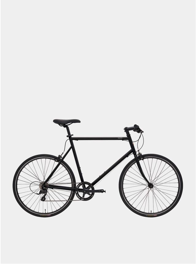Matte Black Sport Bike