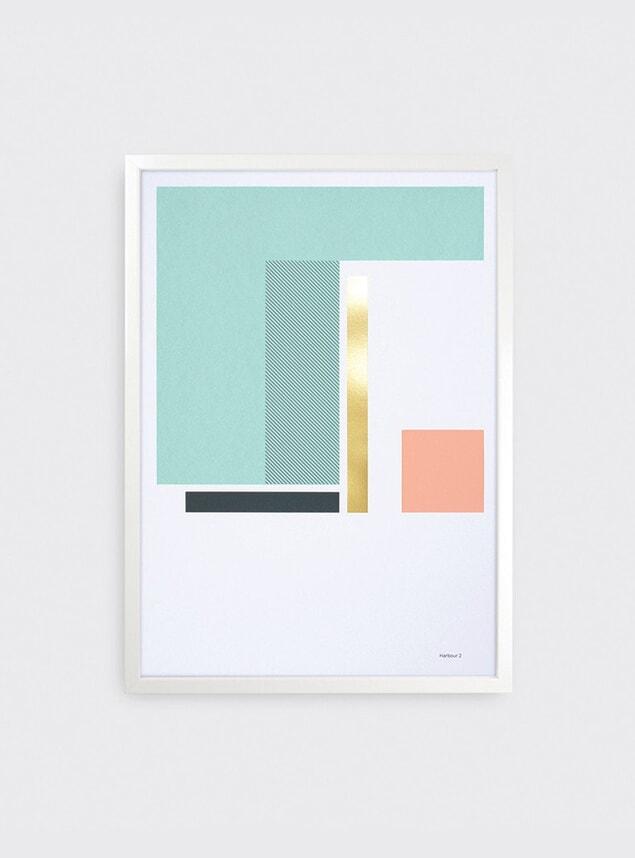 Harbour 2 Print