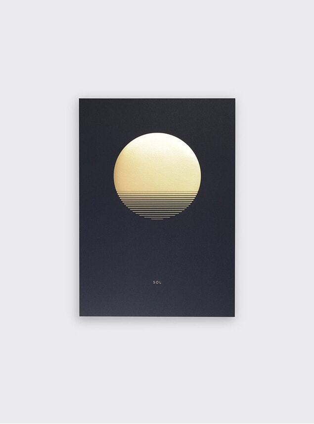 Sol Dusk Print