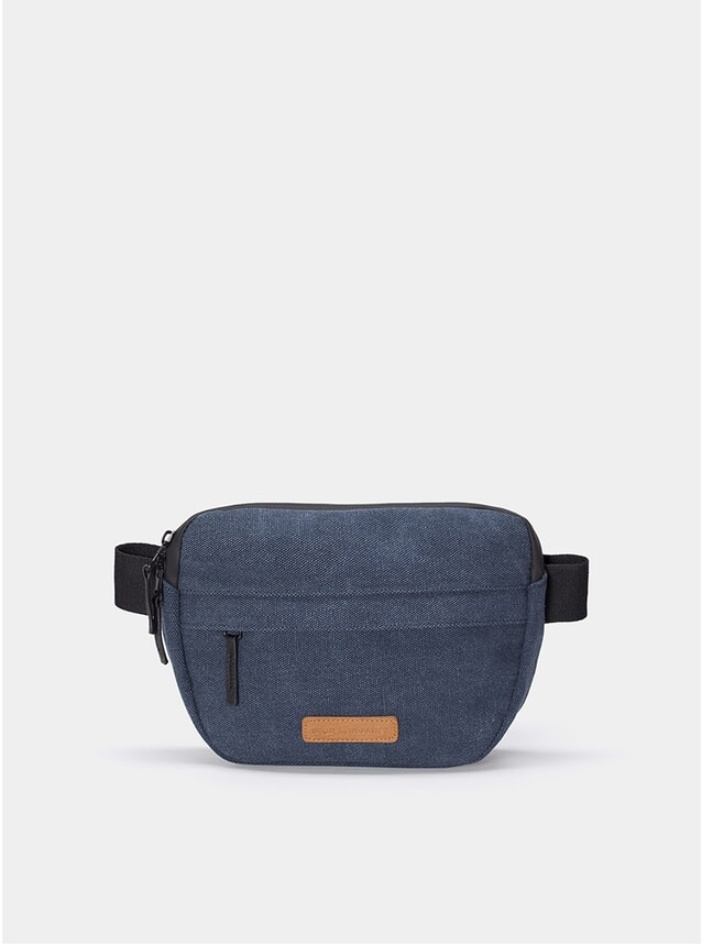 Dark Navy Original Jacob Bag