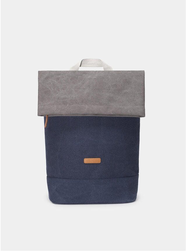 Dark Navy Original Karlo Backpack
