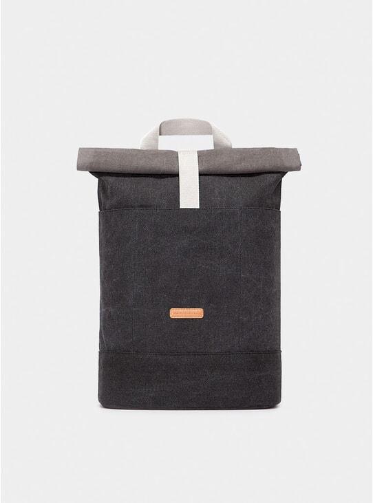 Black / Grey Hajo Backpack