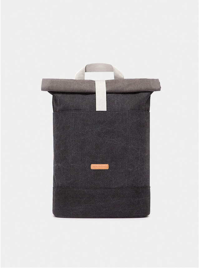 Black / Grey Hajo Backpack