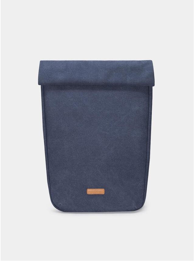 Dark Navy Adan Backpack