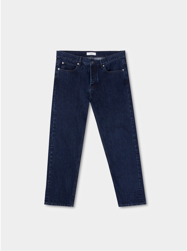 Rinse Lucky Selvedge Jeans