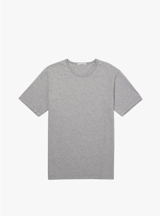 Grey Melange Classic T-Shirt